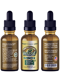 Hemptonics Releaf Blend CBD Wholesale