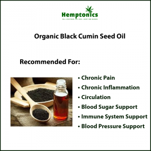 15,000 mg of Organic Black Cumin Seed Oil