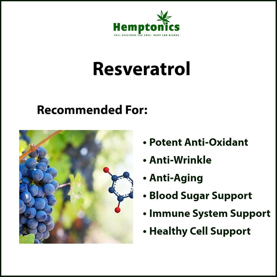 Reveratrol Benefits