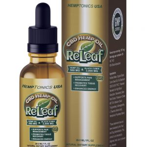 Releaf Blend Black Cumin CBD Plus